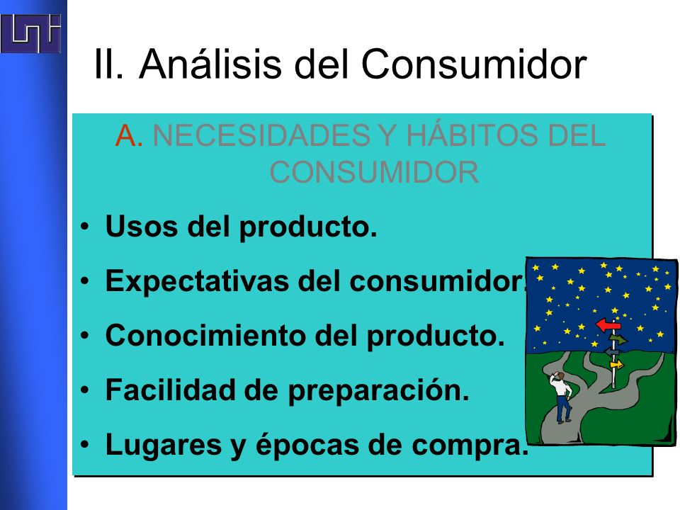 II. Análisis del Consumidor