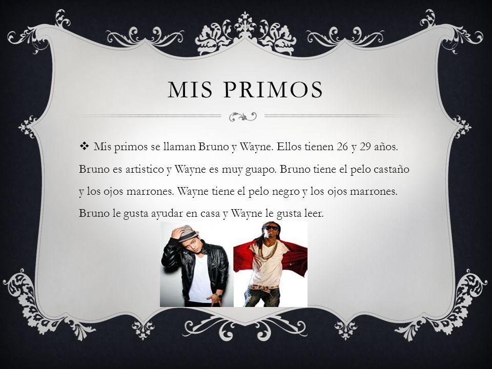Mis Primos