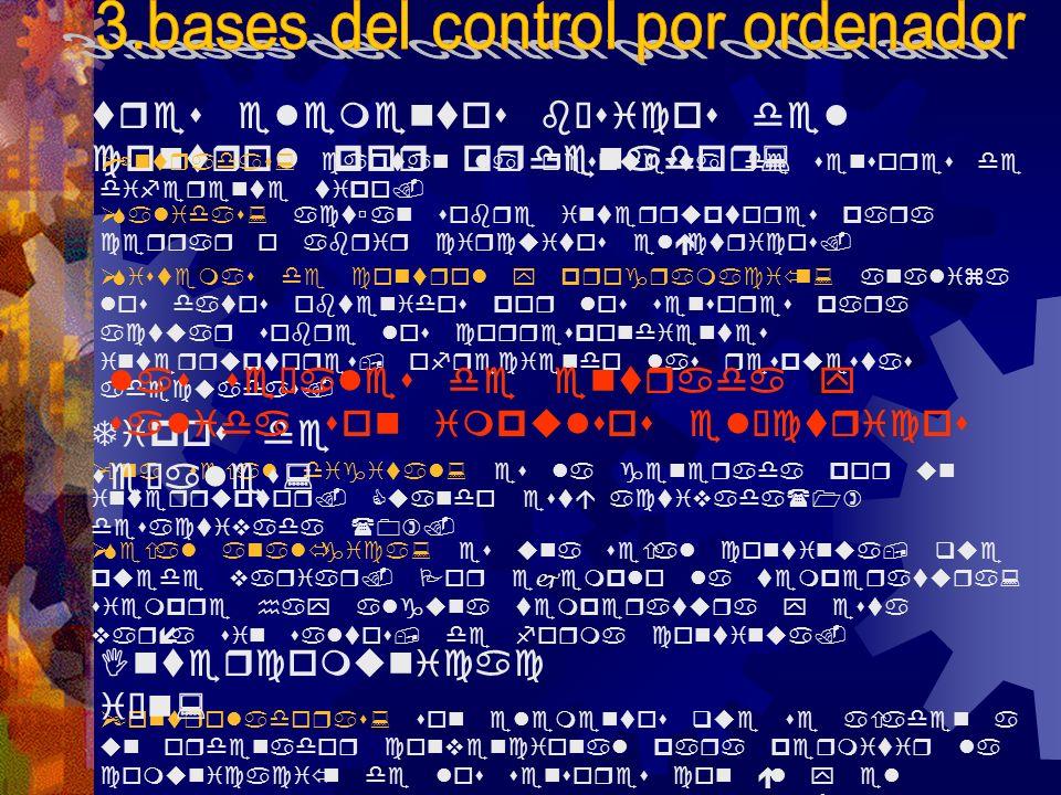 3.bases del control por ordenador