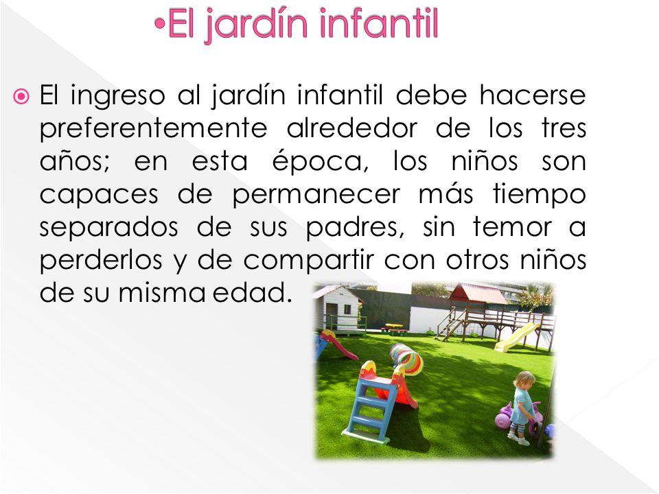 El jardín infantil