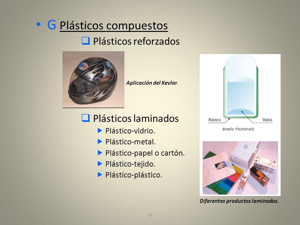 G Plásticos compuestos