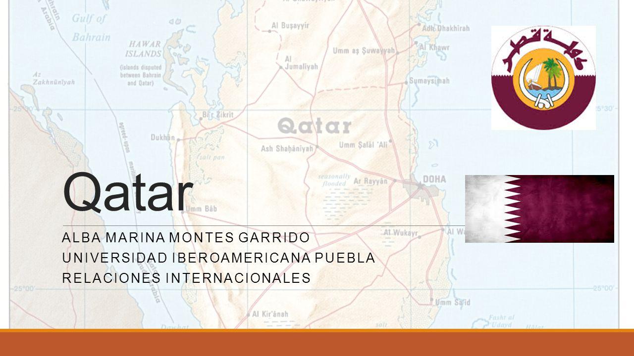 Qatar Alba Marina Montes Garrido Universidad Iberoamericana Puebla