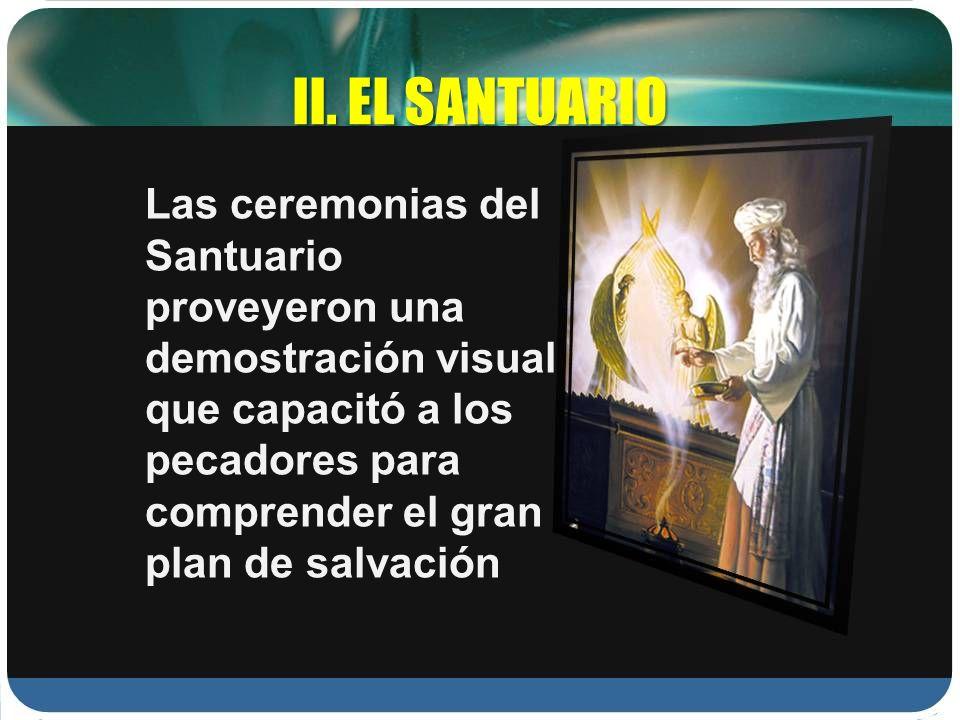 II. EL SANTUARIO