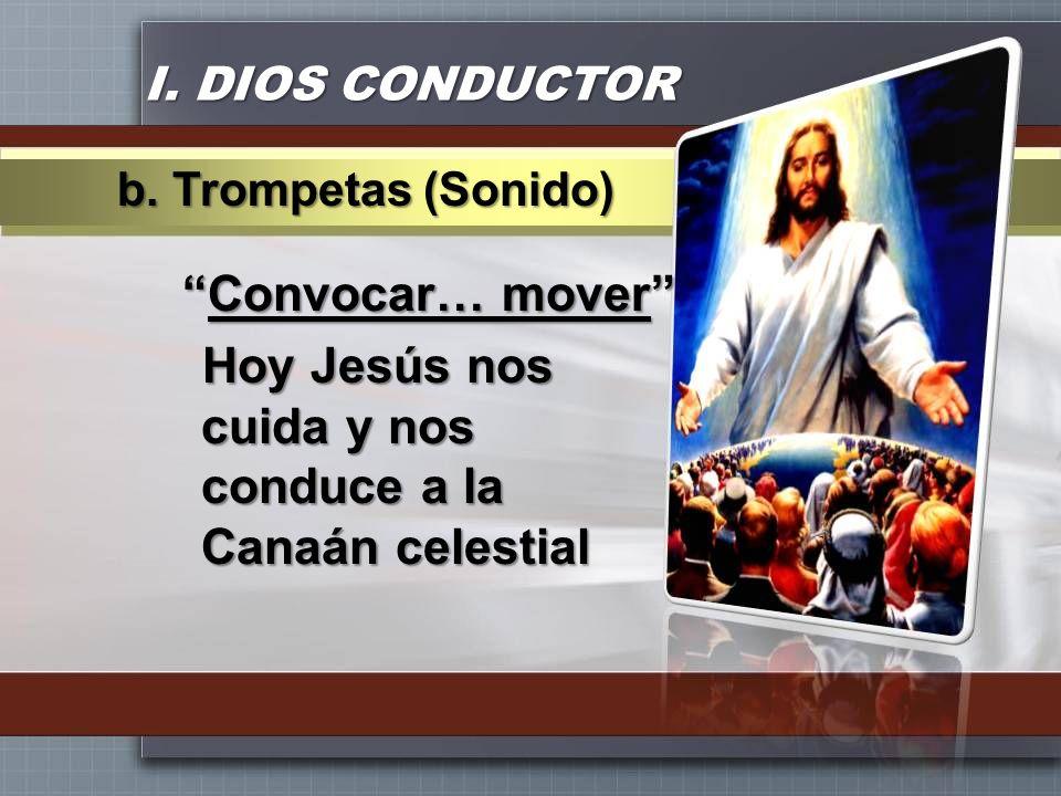 I.DIOS CONDUCTORb.