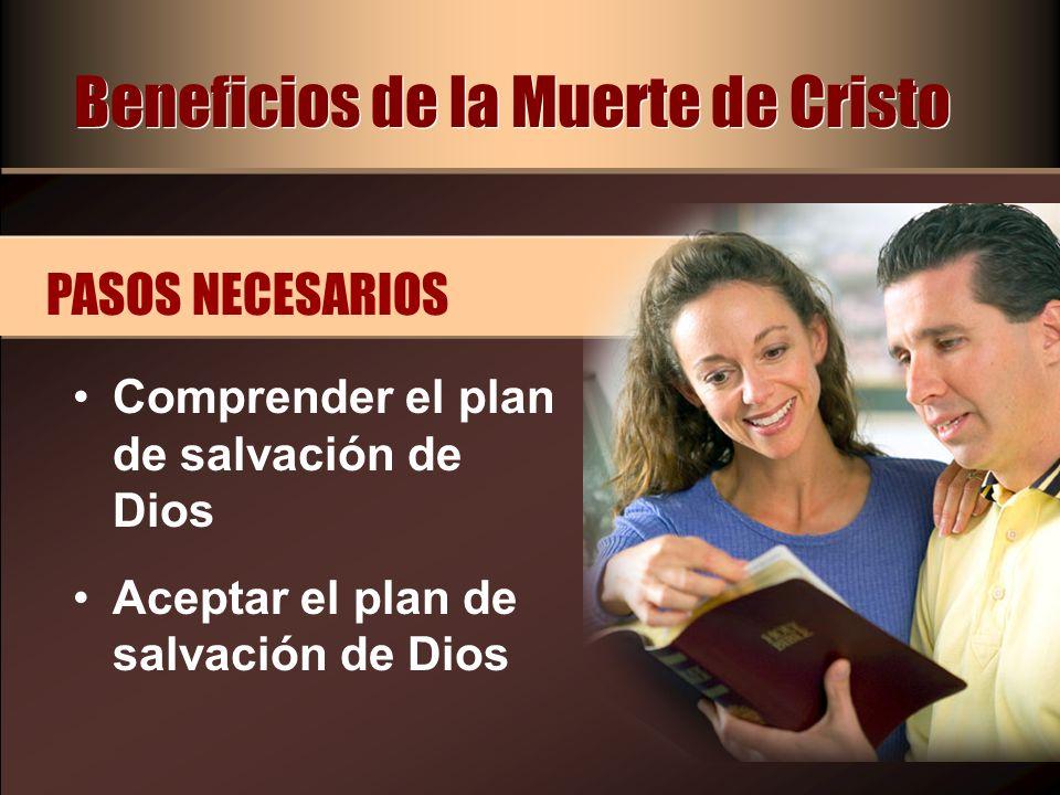 Beneficios de la Muerte de Cristo