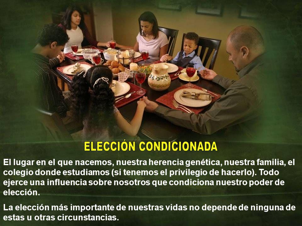 ELECCIÓN CONDICIONADA