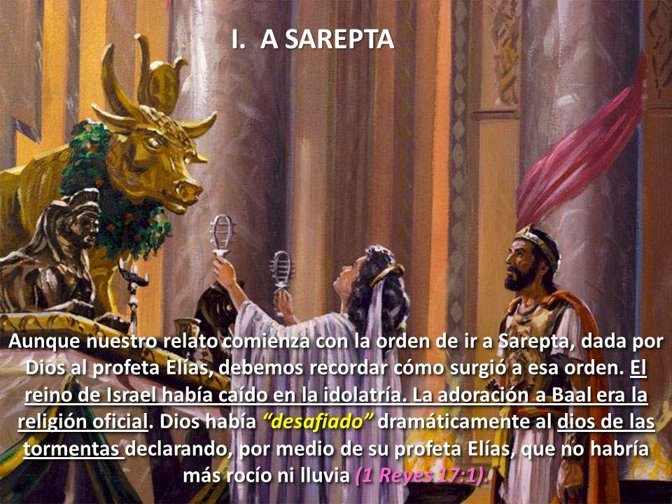 I. A SAREPTA