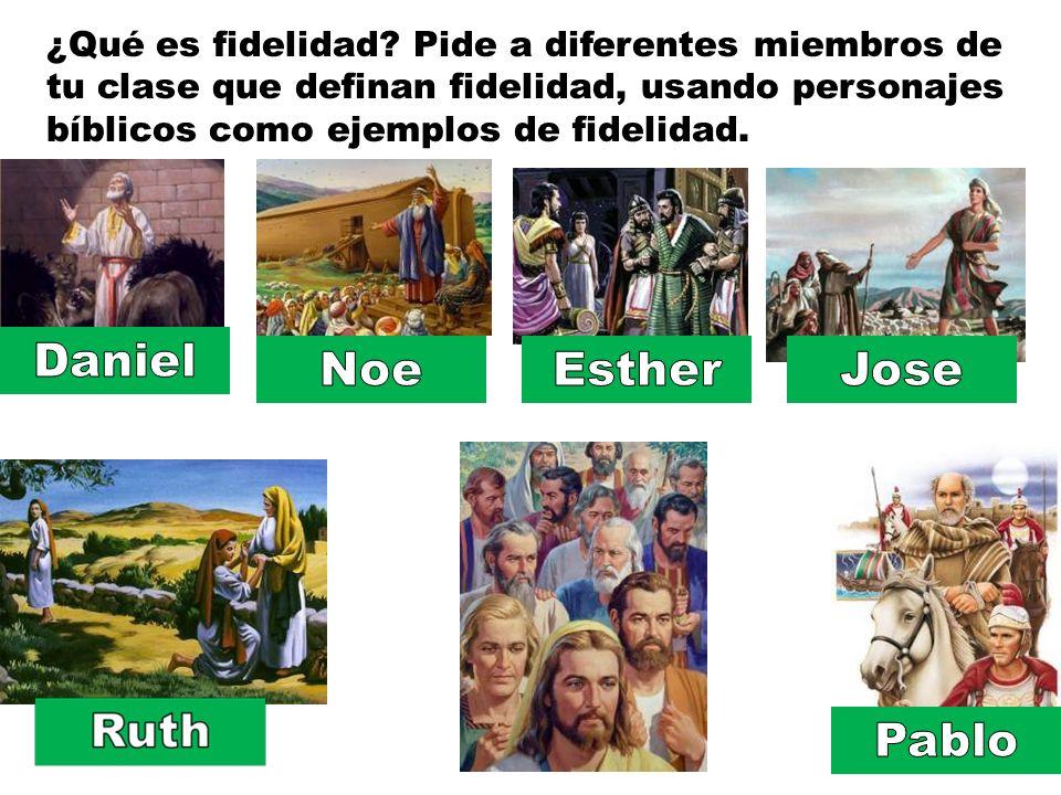 Daniel Noe Esther Jose Pablo