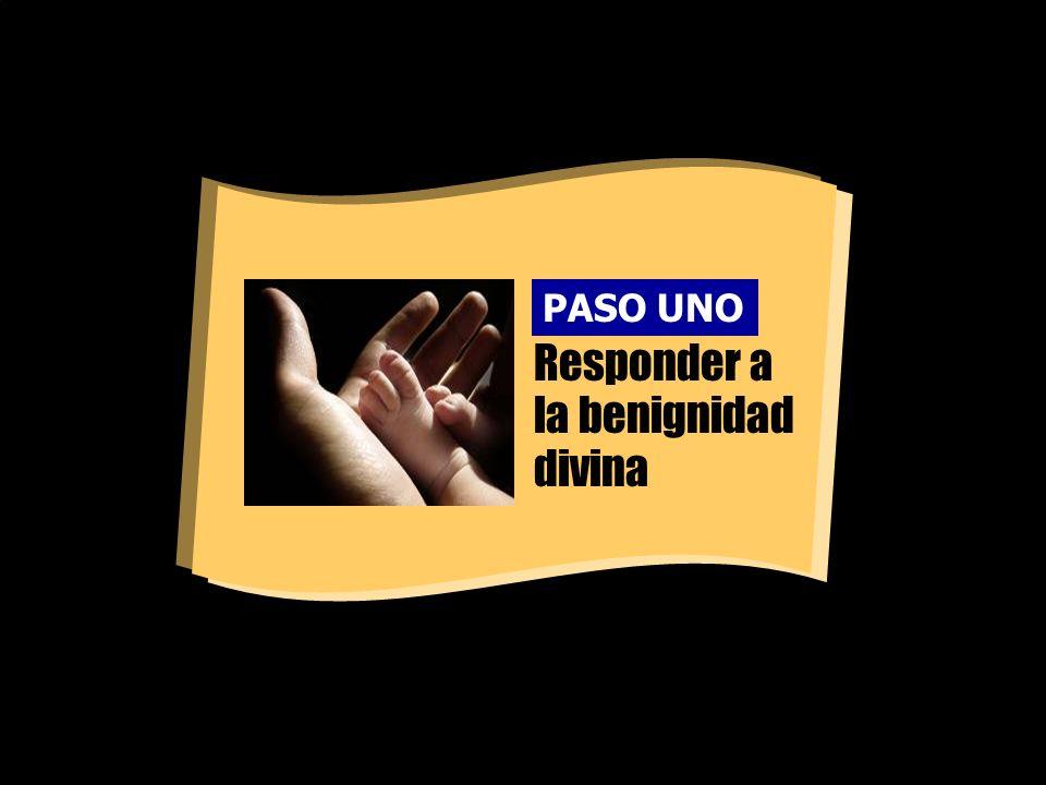 Responder a la benignidad divina