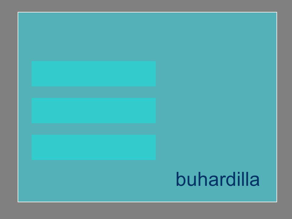 hallar mayúscula buhardilla buhardilla