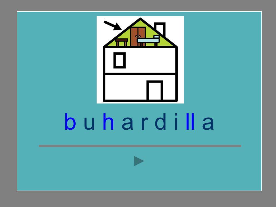 b u h a r d i ll a