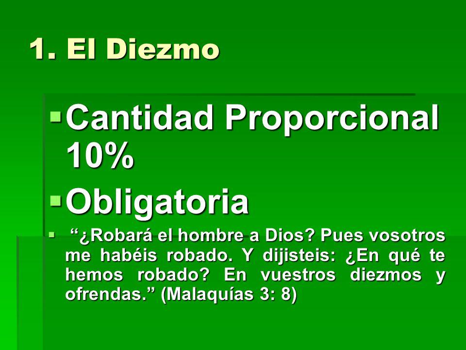 Cantidad Proporcional 10% Obligatoria