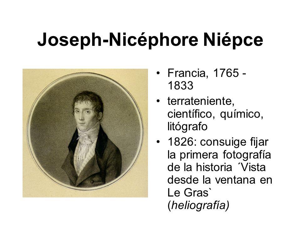 Joseph-Nicéphore Niépce