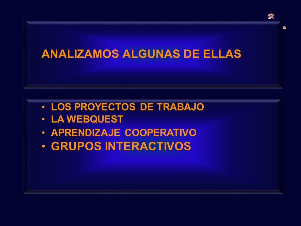 ANALIZAMOS ALGUNAS DE ELLAS