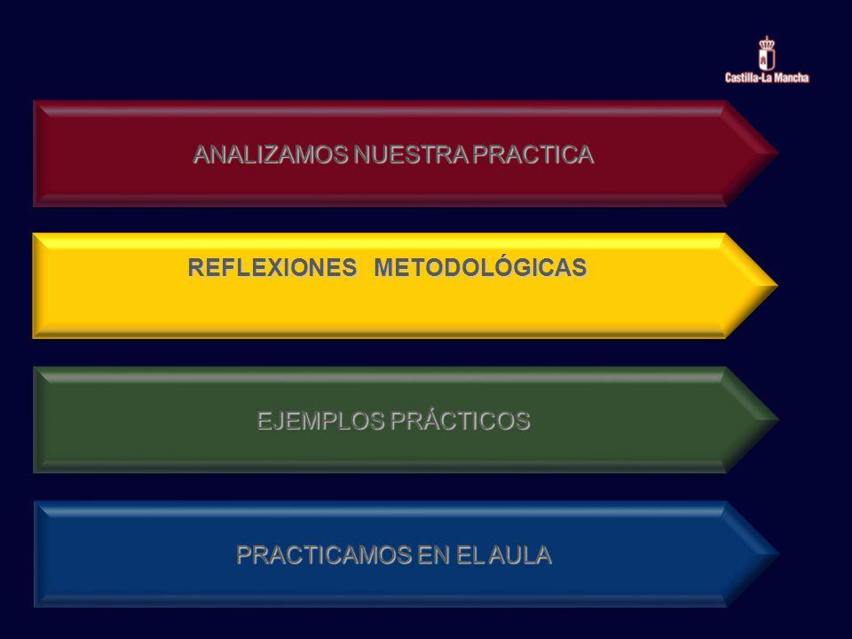 REFLEXIONES METODOLÓGICAS