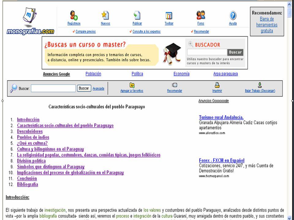 EJEMPLO DE monografias.com