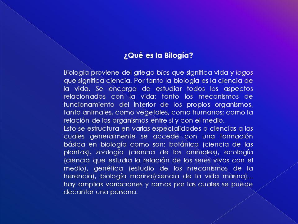 ¿Qué es la Bilogía