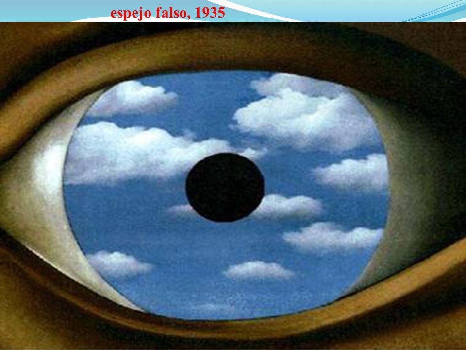 espejo falso, 1935