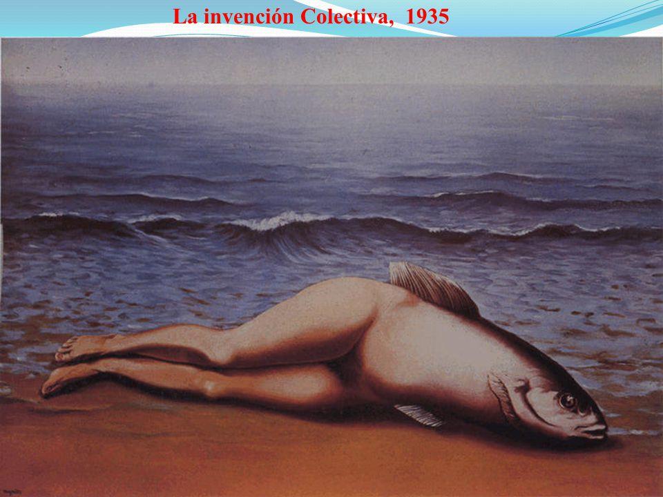 La invención Colectiva, 1935