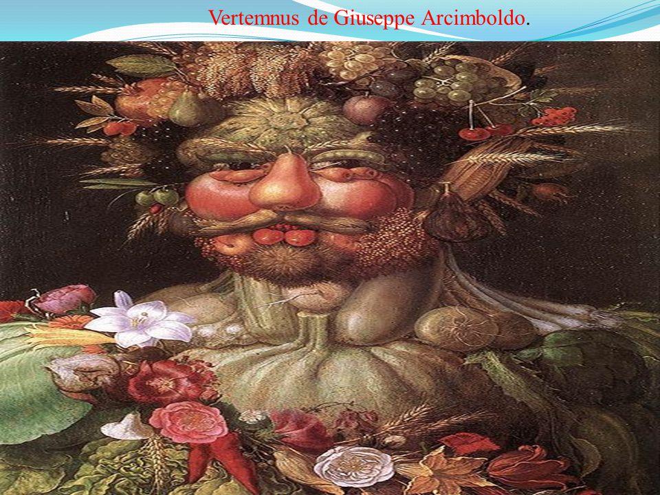 Vertemnus de Giuseppe Arcimboldo.