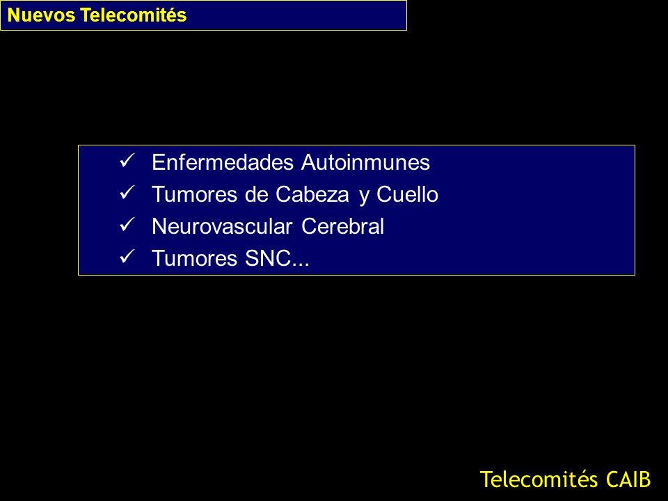 Enfermedades Autoinmunes Tumores de Cabeza y Cuello