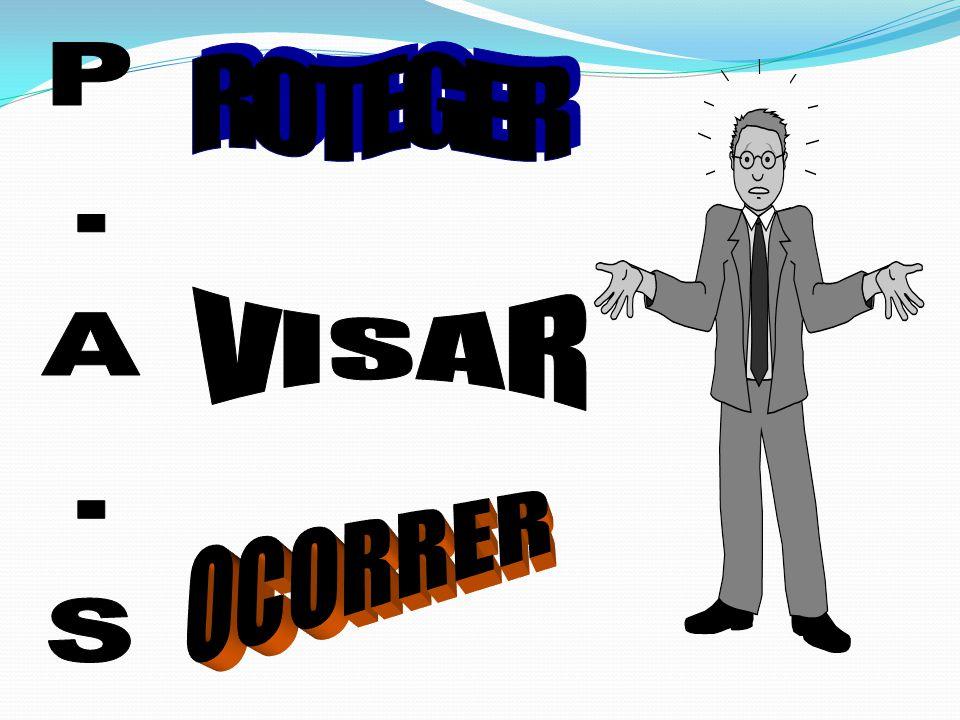 ROTEGER VISAR P.A.S OCORRER