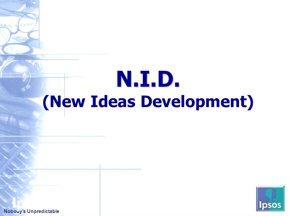 (New Ideas Development)