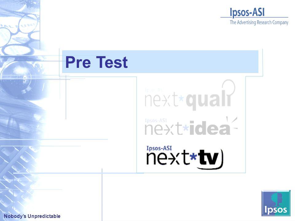 Pre Test