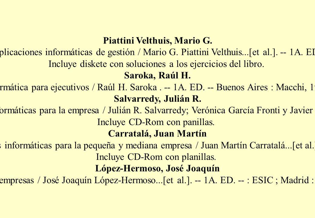 López-Hermoso, José Joaquín