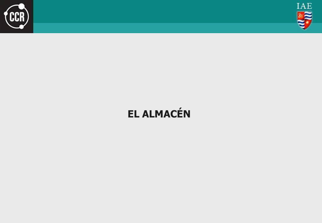 EL ALMACÉN