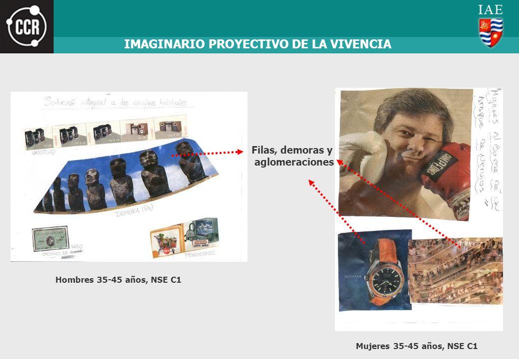 IMAGINARIO PROYECTIVO DE LA VIVENCIA