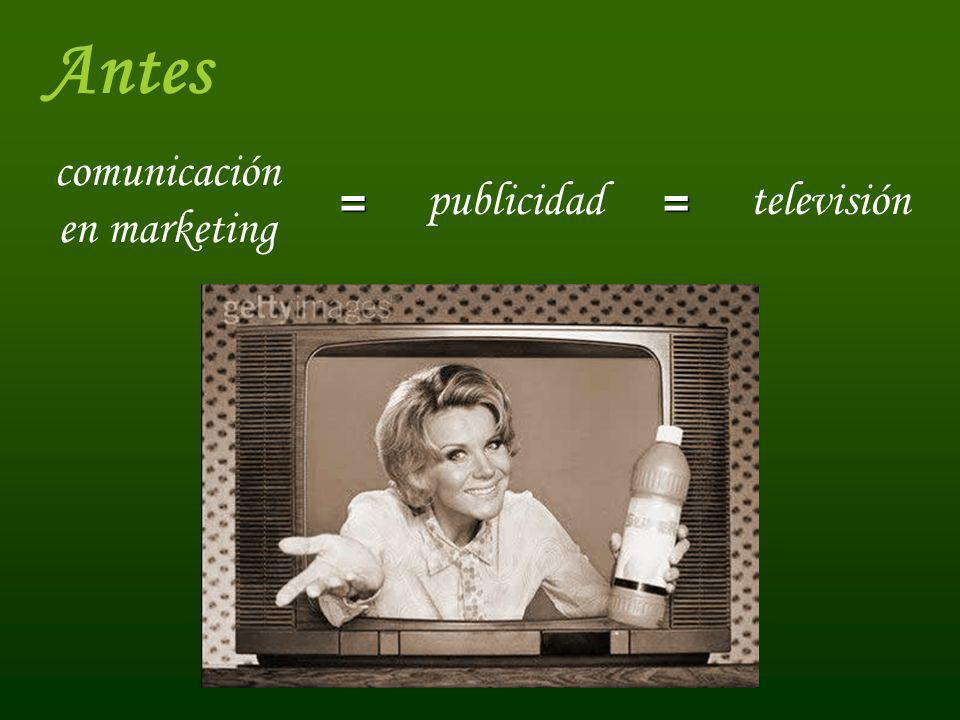 comunicación en marketing