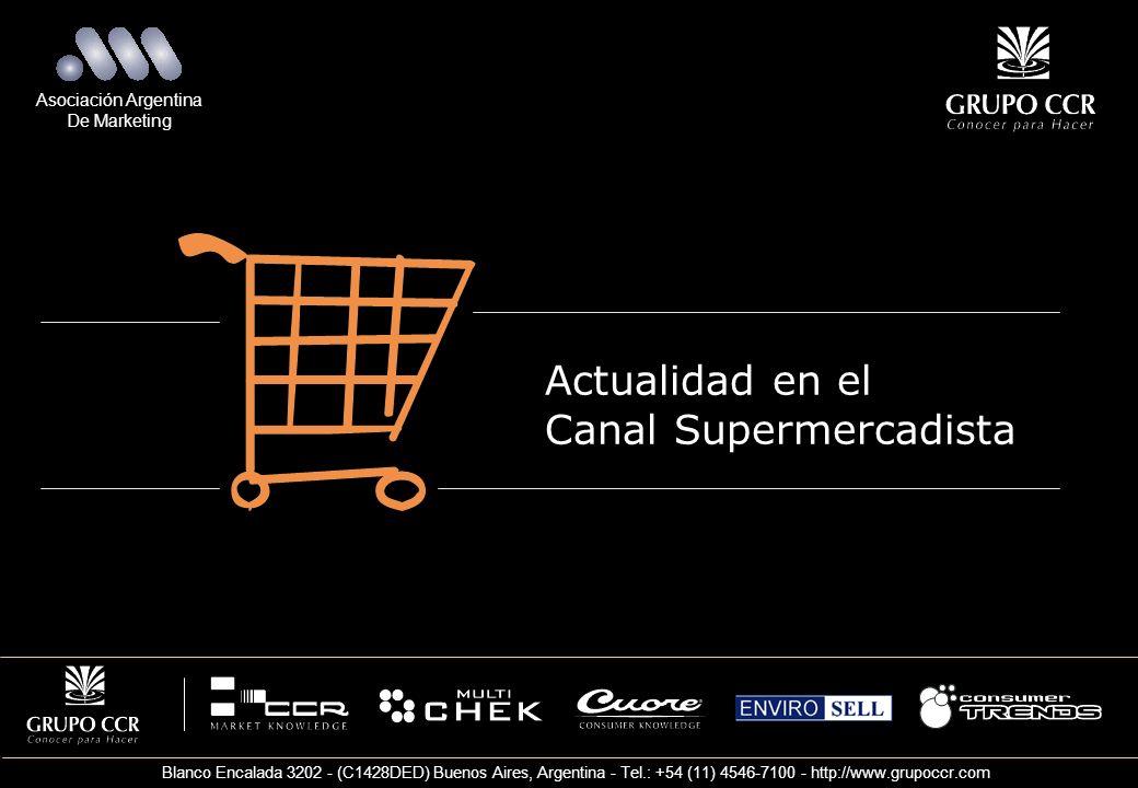 Canal Supermercadista