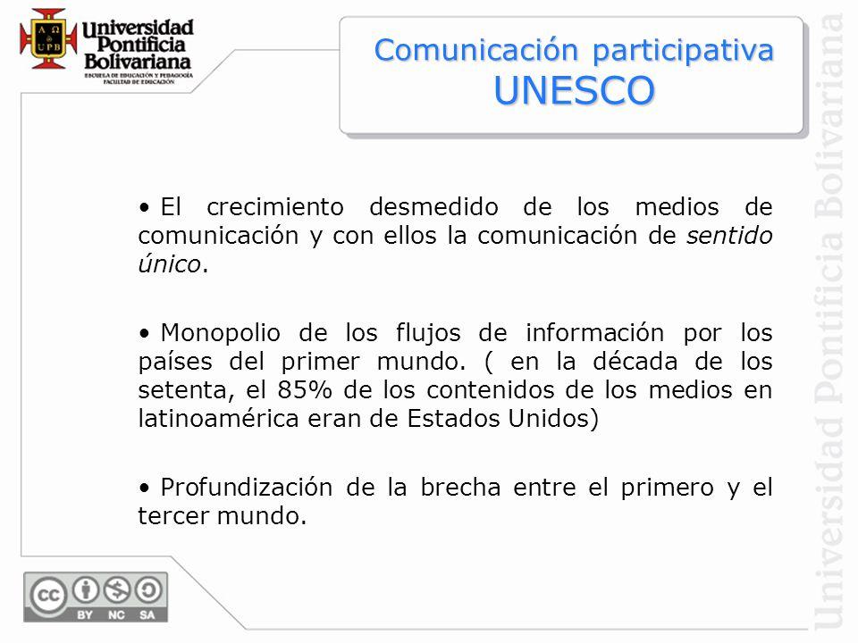 Comunicación participativa UNESCO