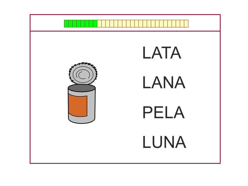 LATA LANA PELA LUNA