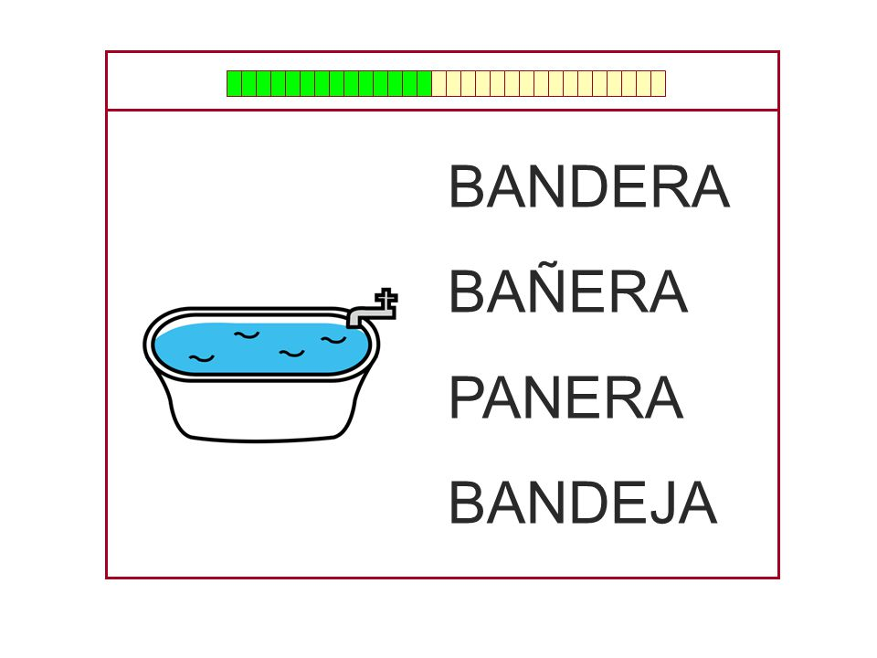 BANDERA BAÑERA PANERA BANDEJA