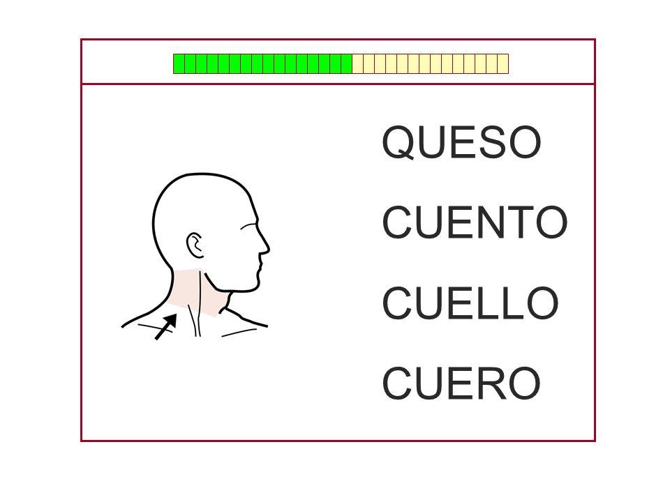 QUESO CUENTO CUELLO CUERO