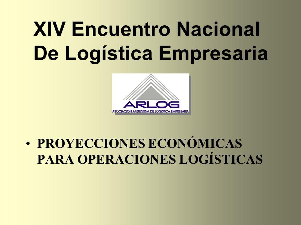 XIV Encuentro Nacional De Logística Empresaria