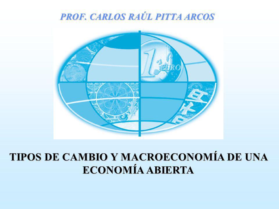 PROF. CARLOS RAÚL PITTA ARCOS