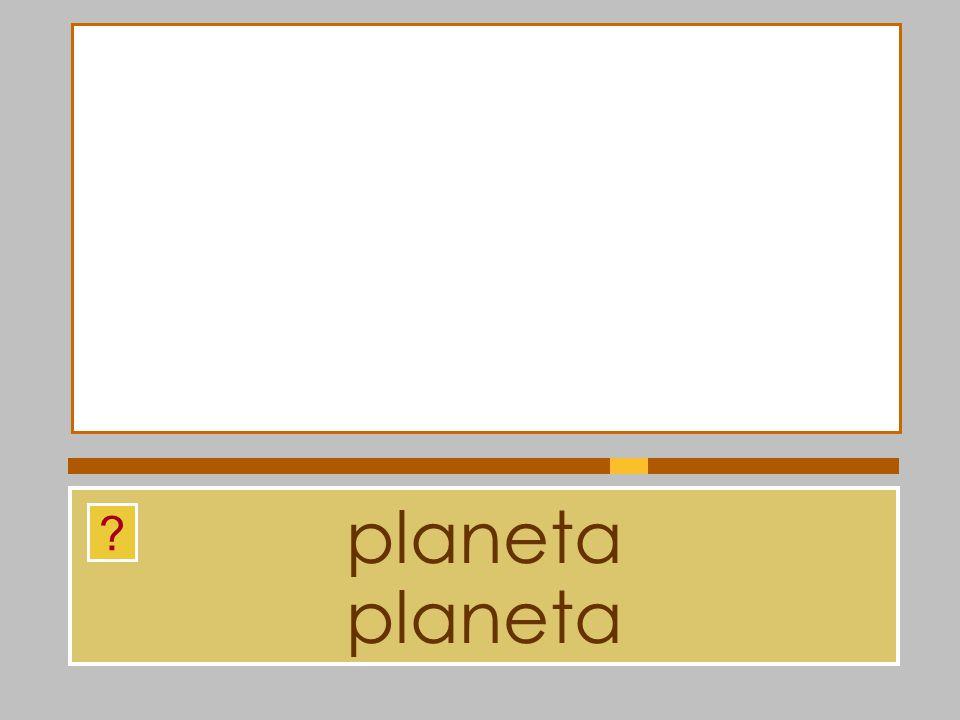 planeta planeta
