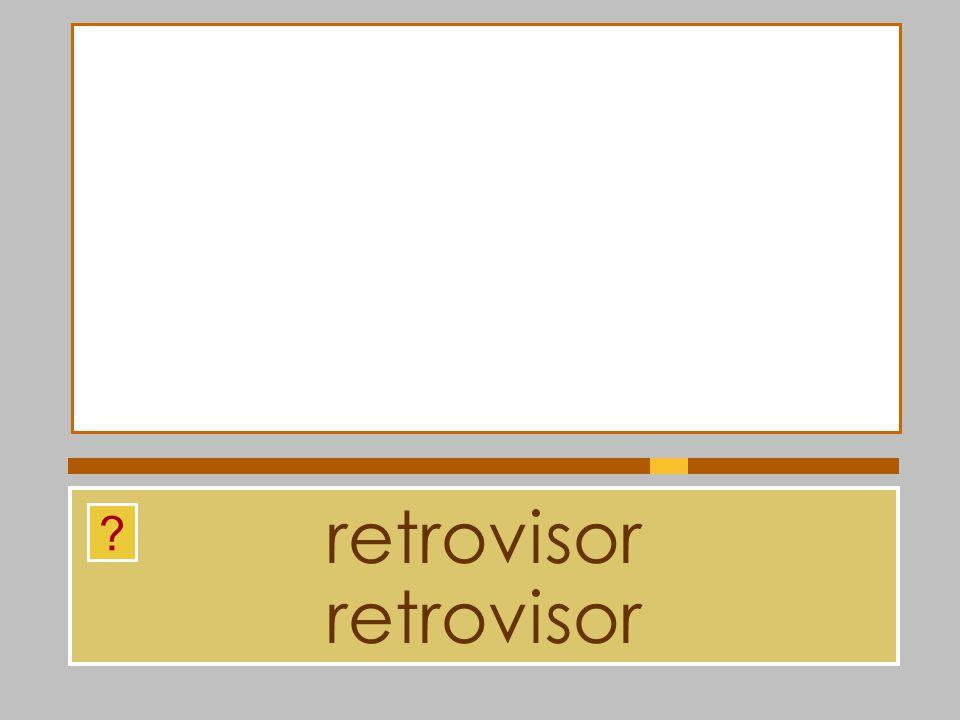 retrovisor retrovisor
