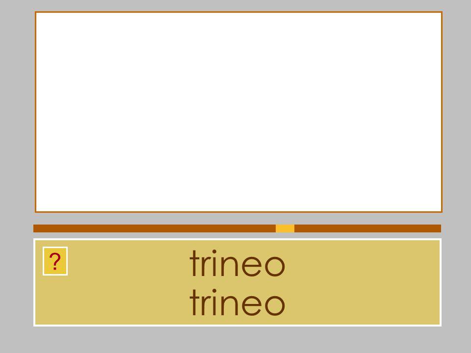trineo trineo