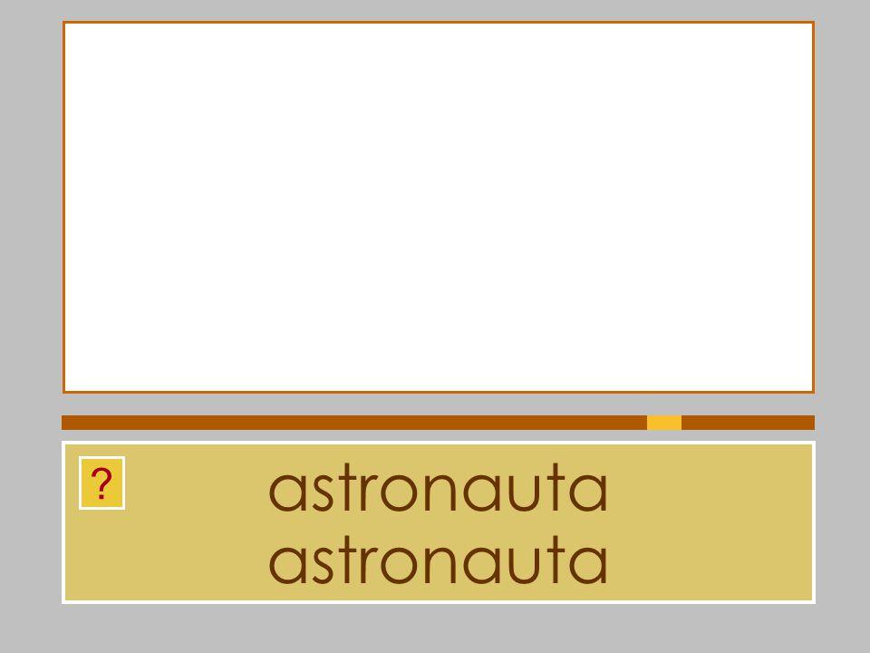 astronauta astronauta