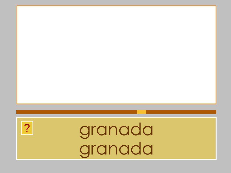 granada granada