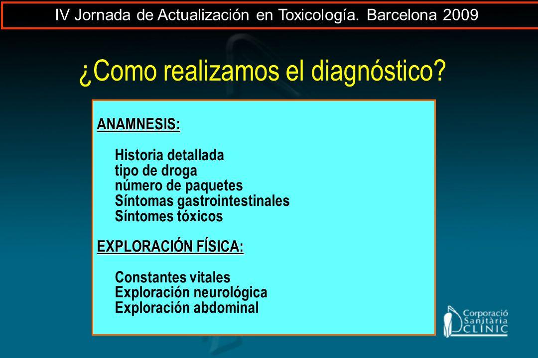 ¿Como realizamos el diagnóstico