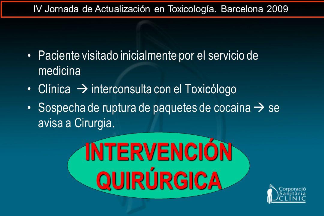 INTERVENCIÓN QUIRÚRGICA