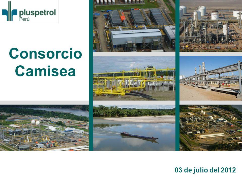 Consorcio Camisea 03 de julio del 2012