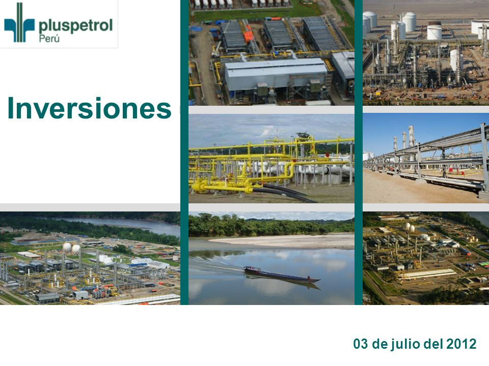 Inversiones 03 de julio del 2012