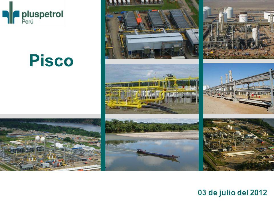 Pisco 03 de julio del 2012