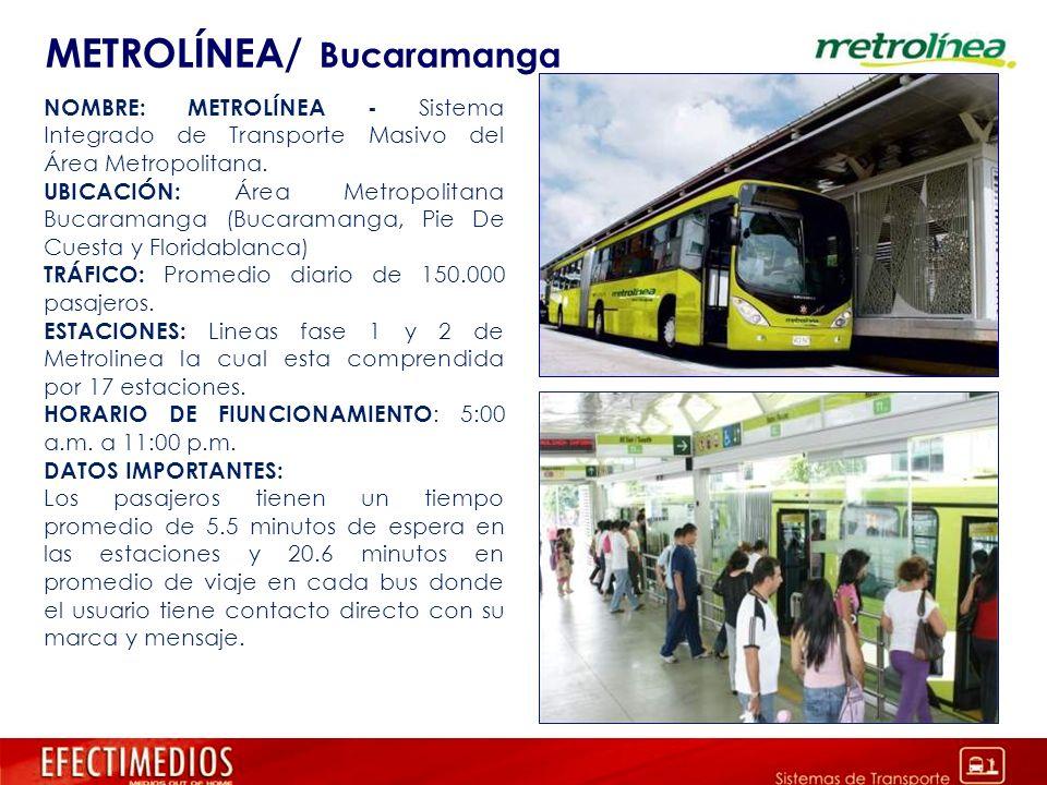 METROLÍNEA/ Bucaramanga